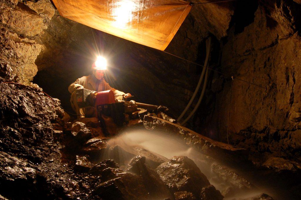 Systém Hipmanových jaskýň 12