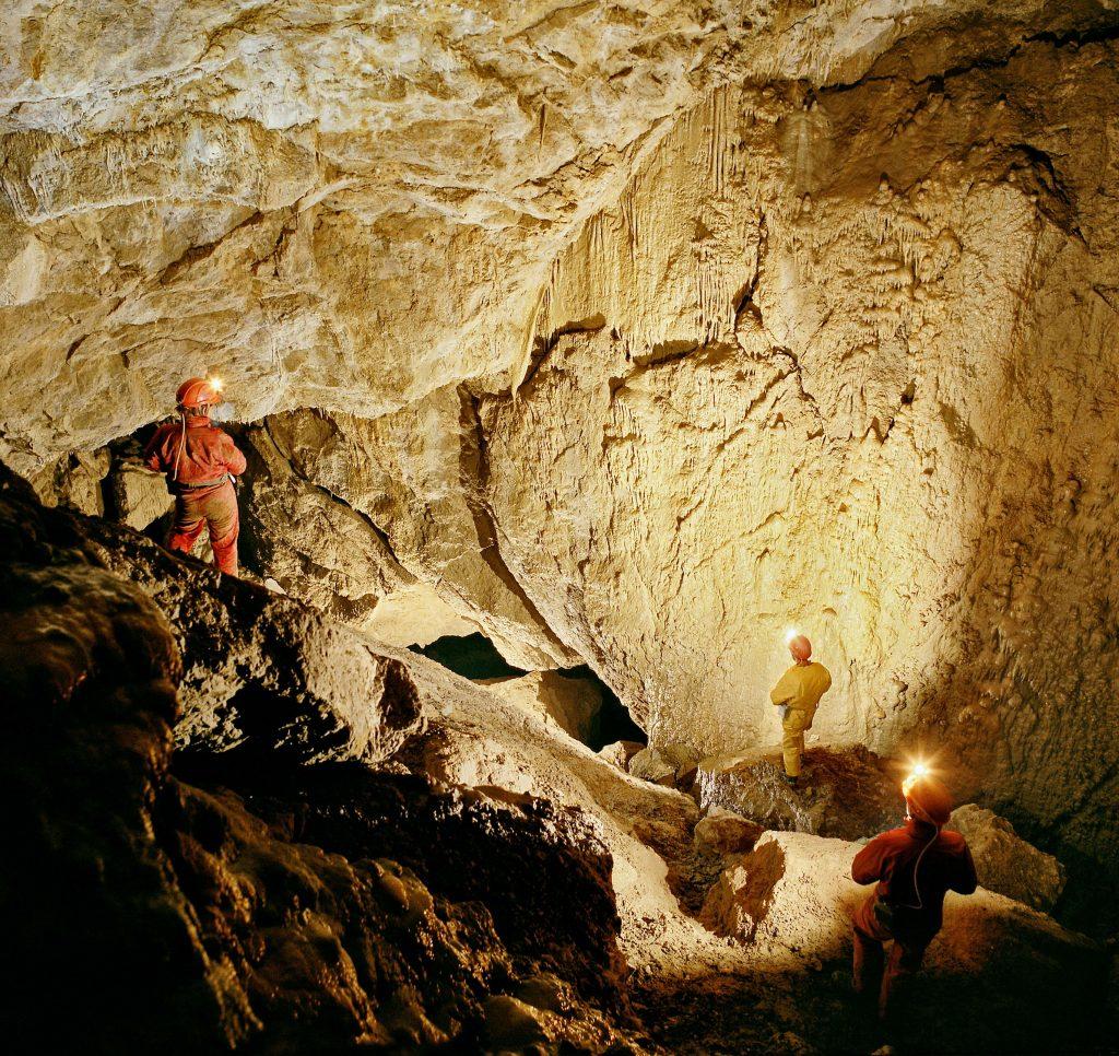 Systém Hipmanových jaskýň 25