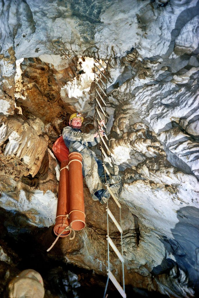 Systém Hipmanových jaskýň 3