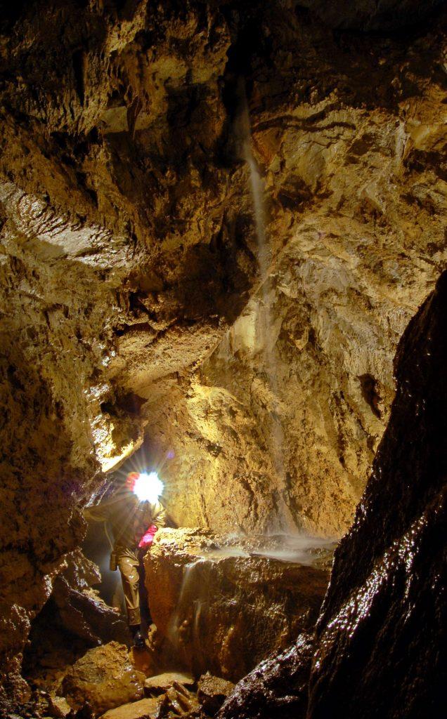 Systém Hipmanových jaskýň 8a