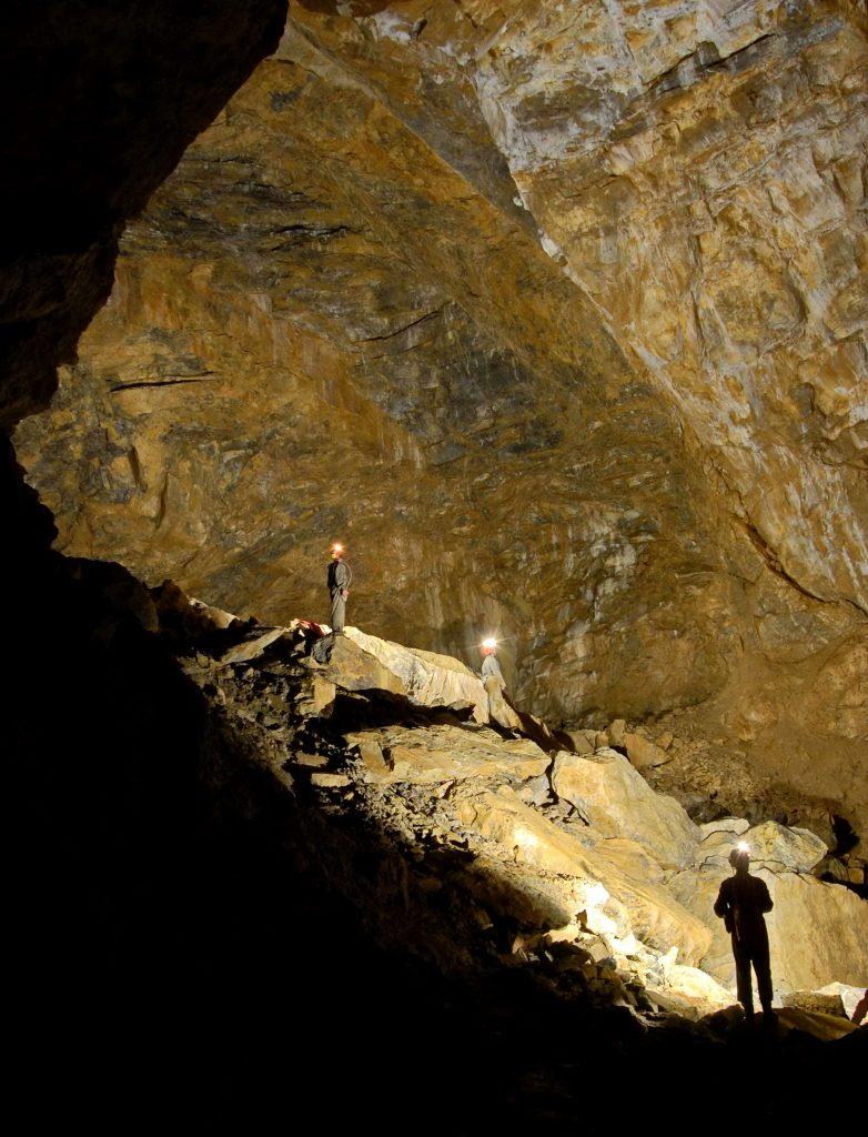 Systém Hipmanových jaskýň 9