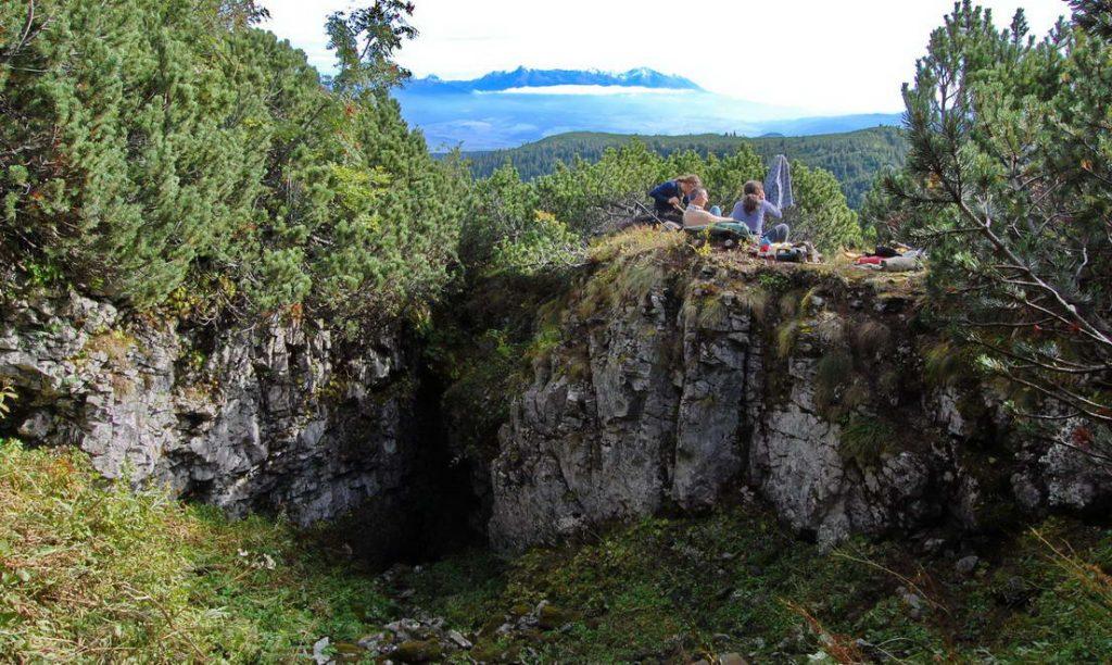 Jaskyne na Krakovej holi (1)