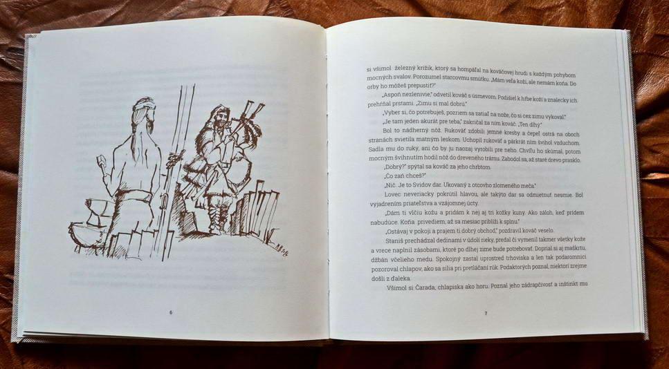 Kniha Príbeh Jánskej doliny (2)