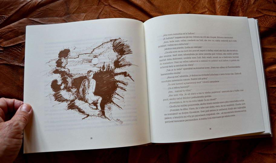 Kniha Príbeh Jánskej doliny (4)