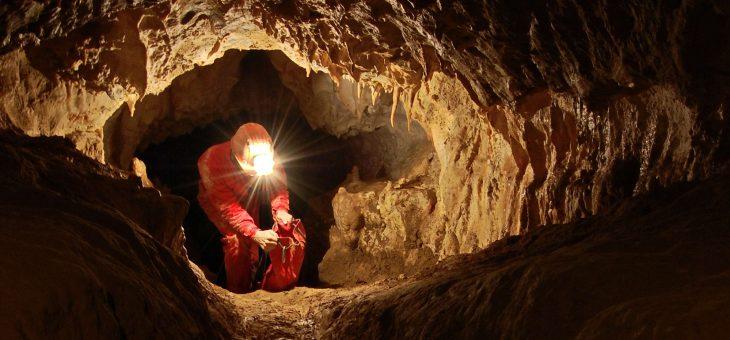 Tajomstvá v podzemí Krakovej hole