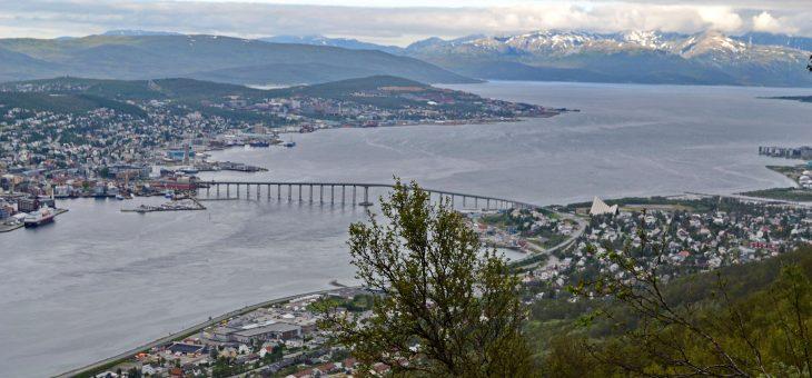 Cesta do krajiny bielych nocí –Tromsø
