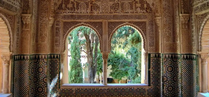 Alhambra – skvost v srdci Andalúzie