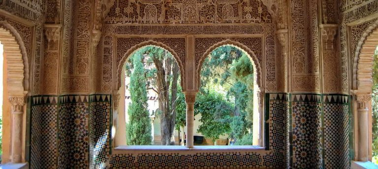 Alhambra ilustračny