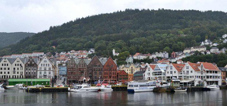 Spomienka na Bergen