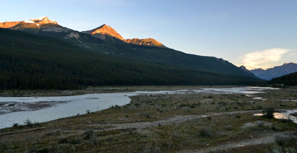 Národný park Jasper 28