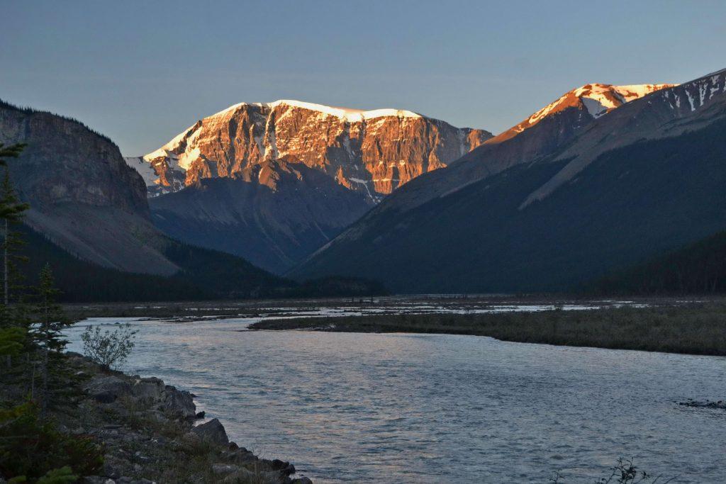 Národný park Jasper 29