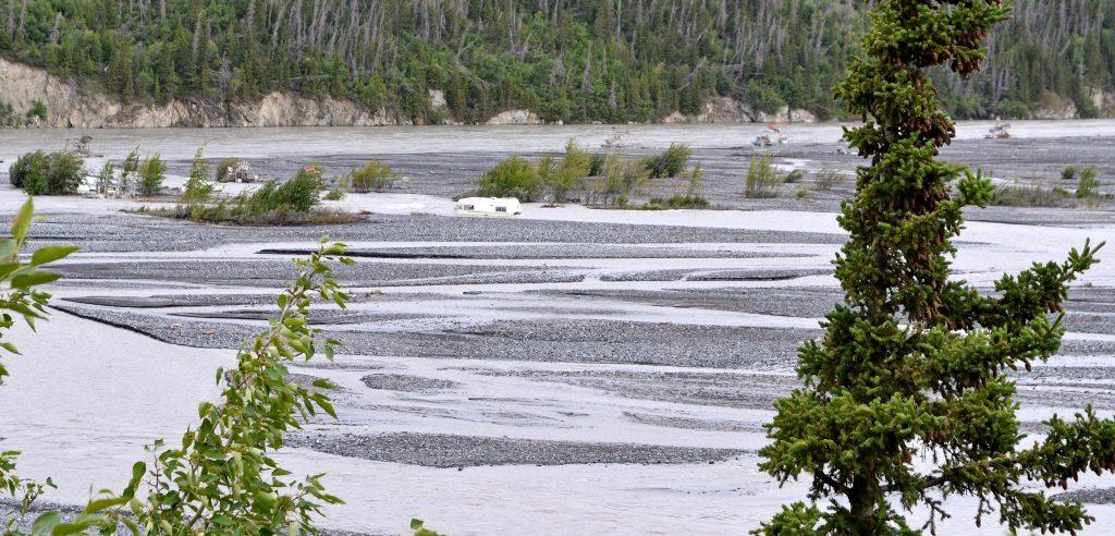 Copper River – Medená rieka.