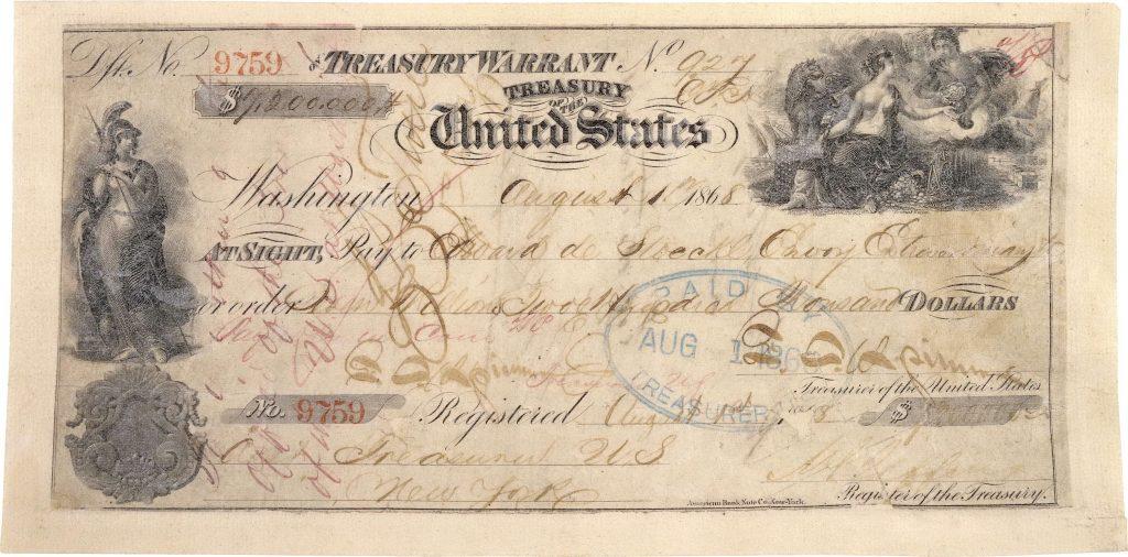 Zmluva medzi USA a Cárskym Ruskom o odpredaji Aljašky do vlastníctva USA.