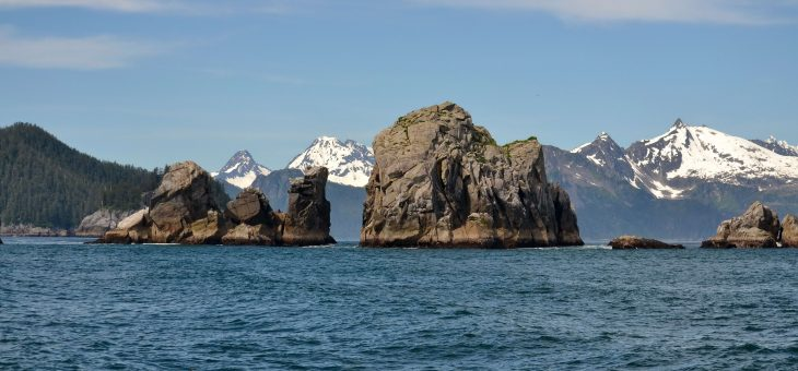 Aljaška a vodný raj Kenai Fjords