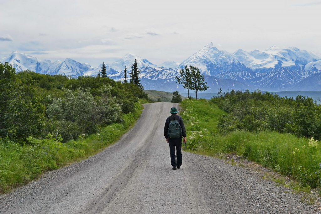 Tundrou k horám - Aljaška
