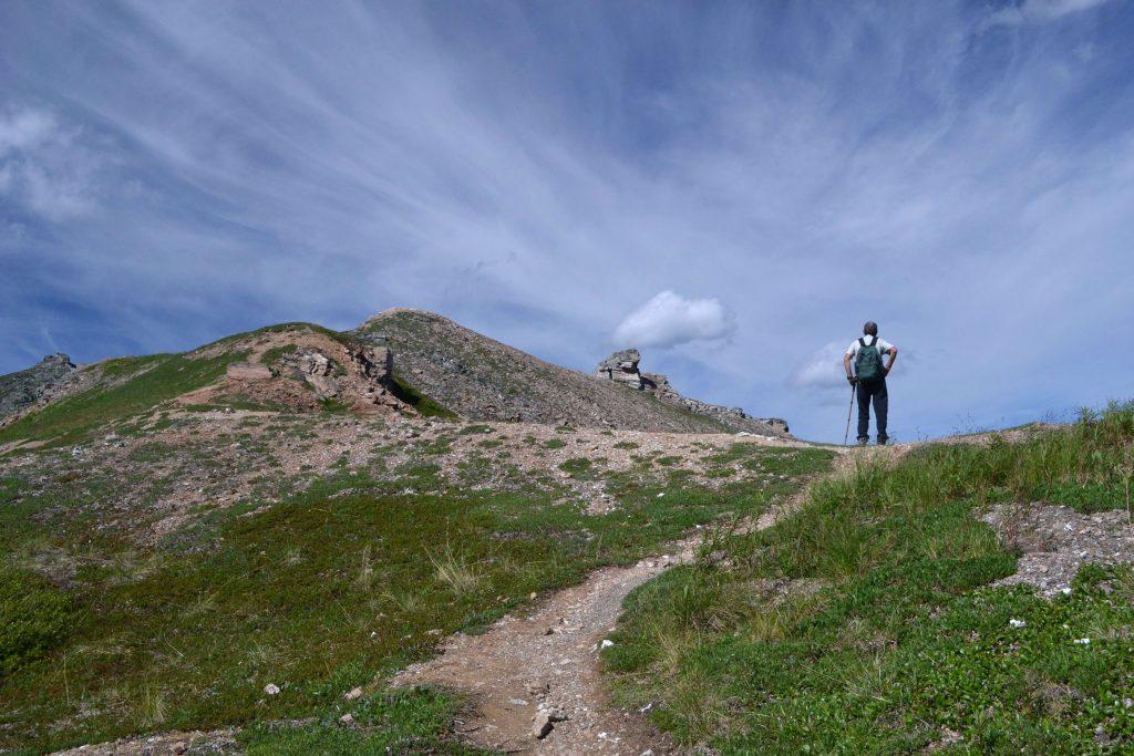 Mount Healy vysoký len 1.210 m