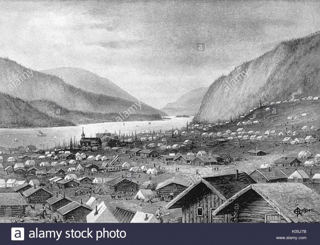 Dawson City 1896