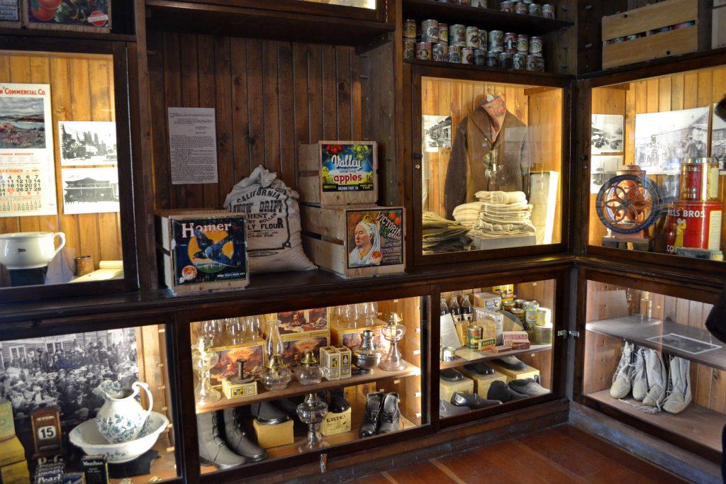 Múzeum, informačné centrum a obchod. Všetko v jednom