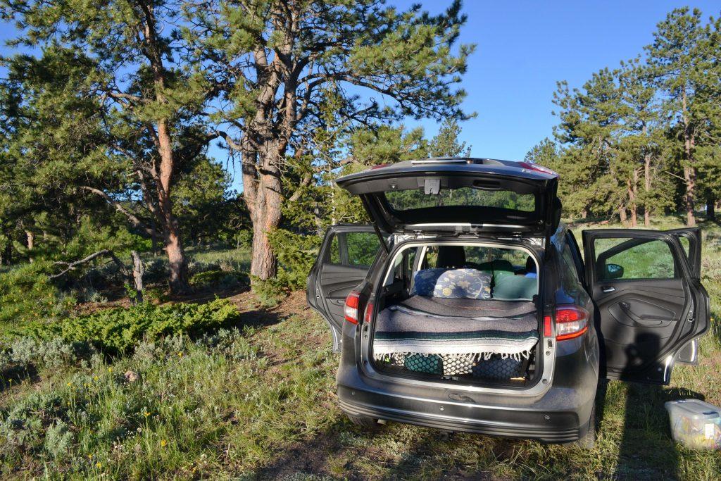 Náš Fordík hybrid, dopravný prostriedok, spací voz i spoločenská miestnosť na ceste 21.570 km