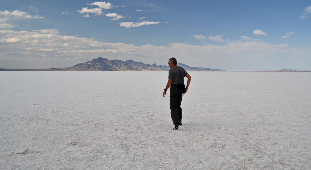 Len soľ a hory